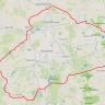Rondje Groot Eindhoven (of groot rondje om Eindhoven heen)