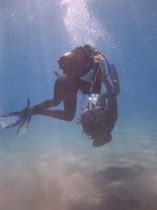 PADI Rescue Diver praktijkdag 1