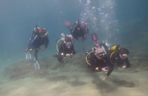 Navigatie Specialty duik 3