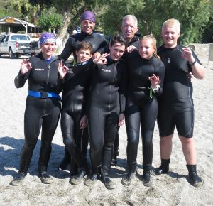 PADI Rescue Diver praktijkdag 4