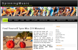 SpinningMusic