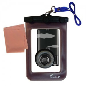 Gomadic Clean-n-Dry Waterproof Camera Case