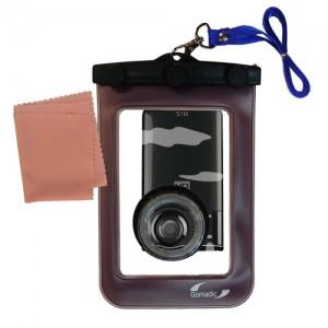 Gomadic Clean-n-Dry Waterproof Camera Case
